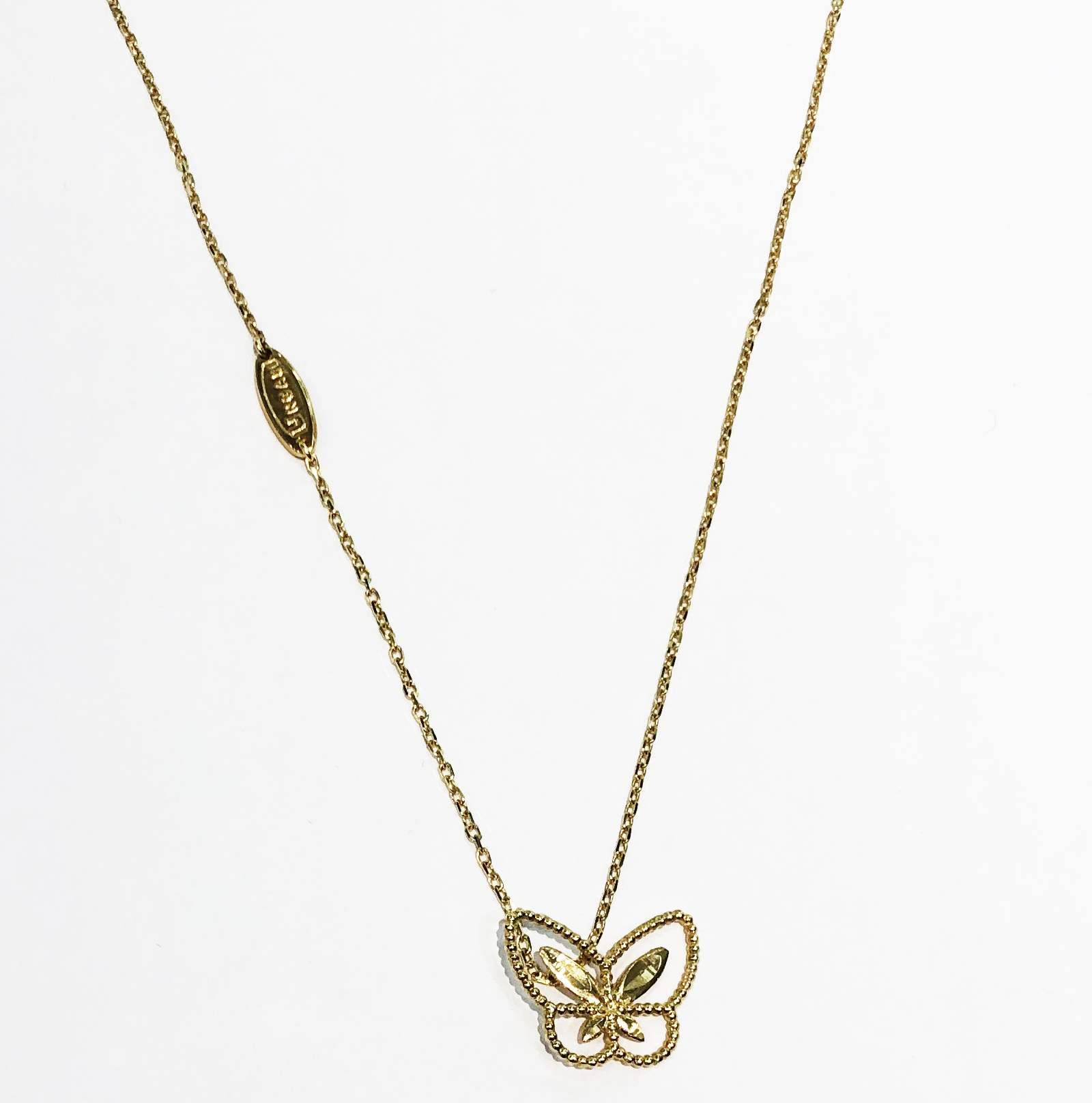 Lorenzo Ungari NECKLACE YELLOW GOLD, CL S 9302